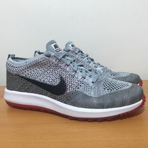 NEW Nike Flyknit Racer G Golf Shoes Men's Size 11